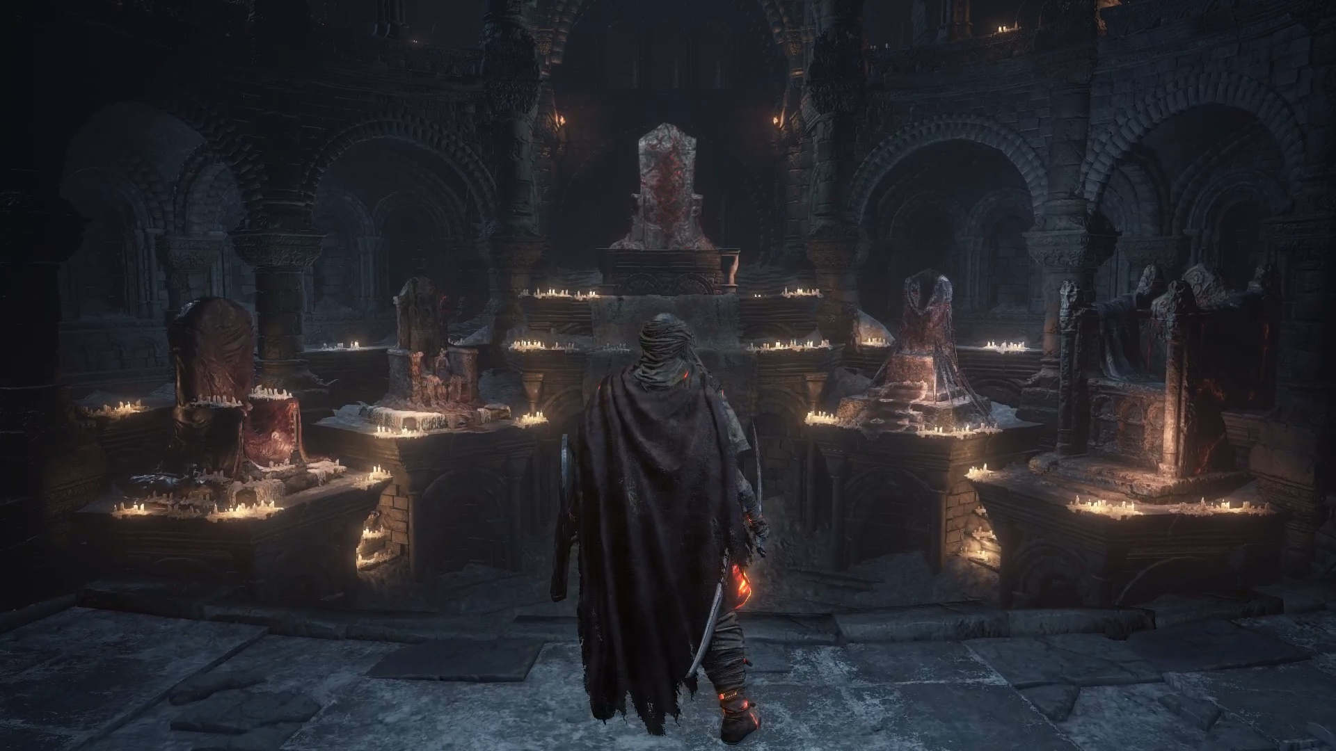Well Start With The Closest Character First Enter Firelink Shrine Through Main Doors And Head Down Short Staircase There Are More Stairs That