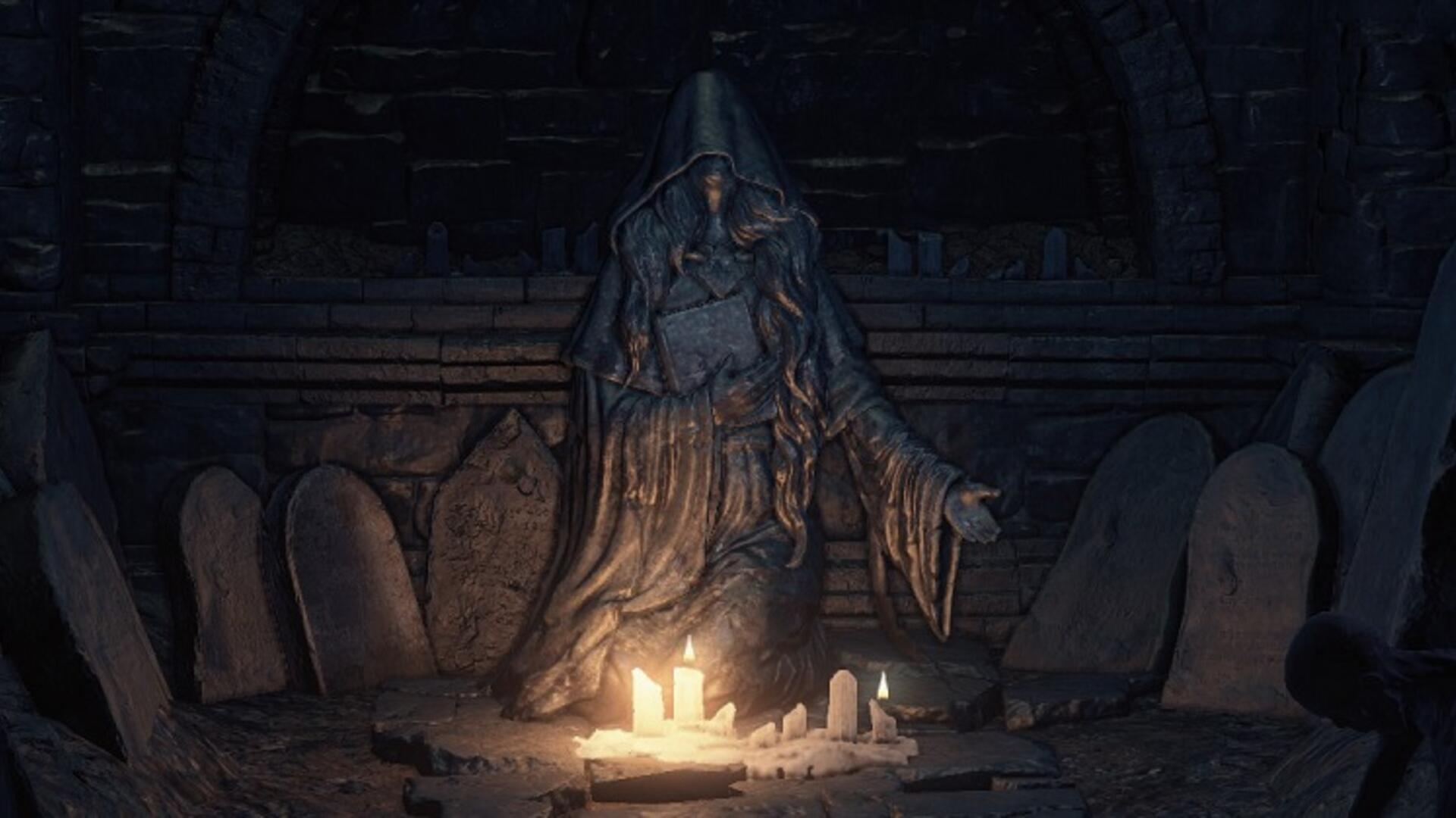 Dark Souls 3: How to Get the Grave Key and Free Irina
