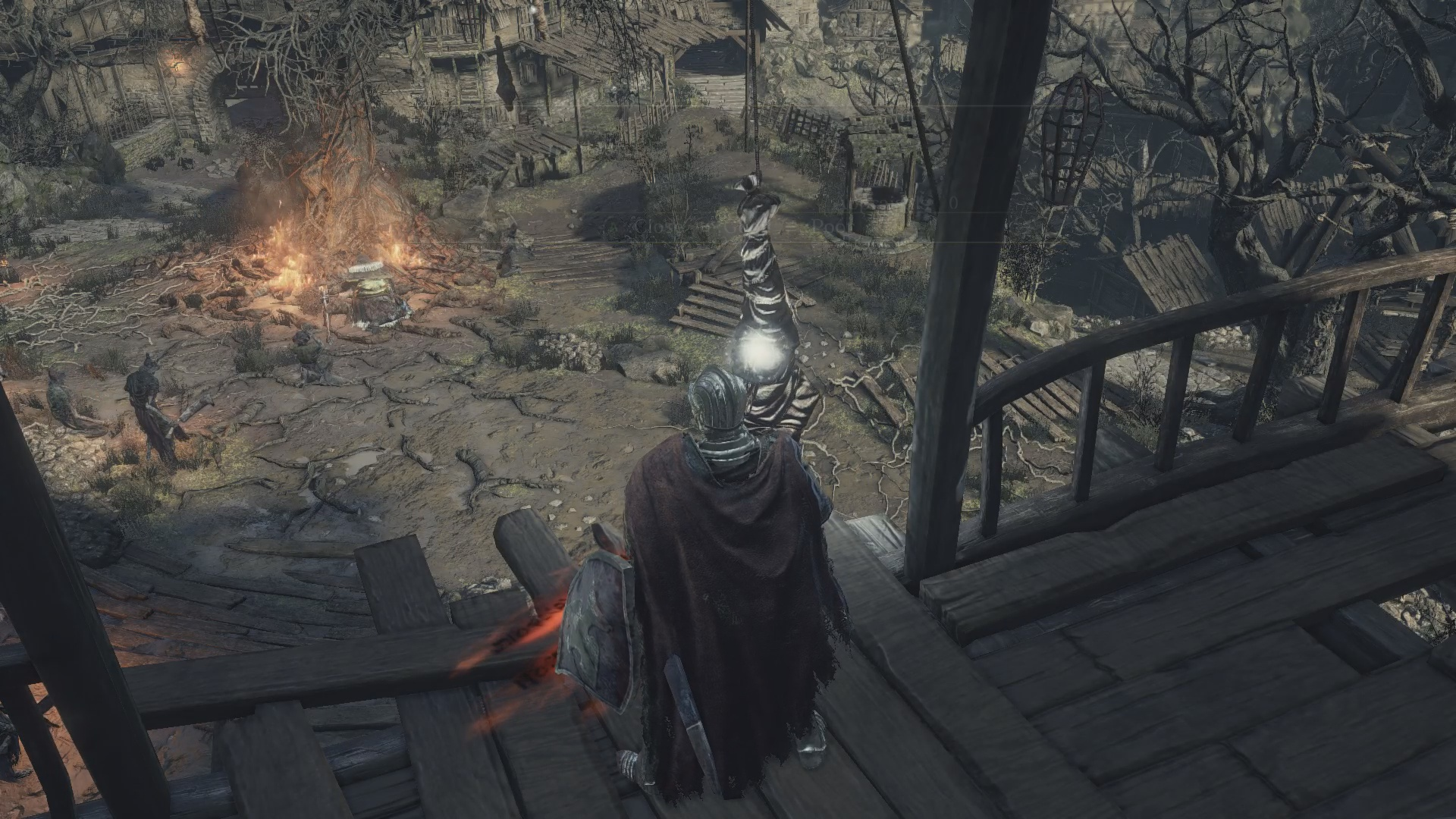 Dark souls how to find the cell key and free greirat