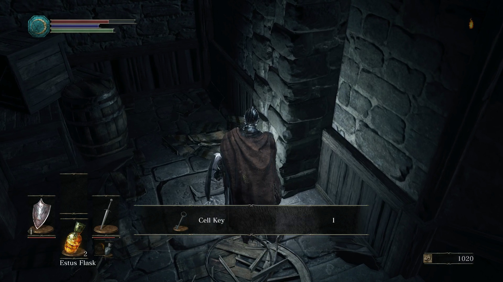 Dark Souls 3 How to Find the Cell Key and Free Greirat