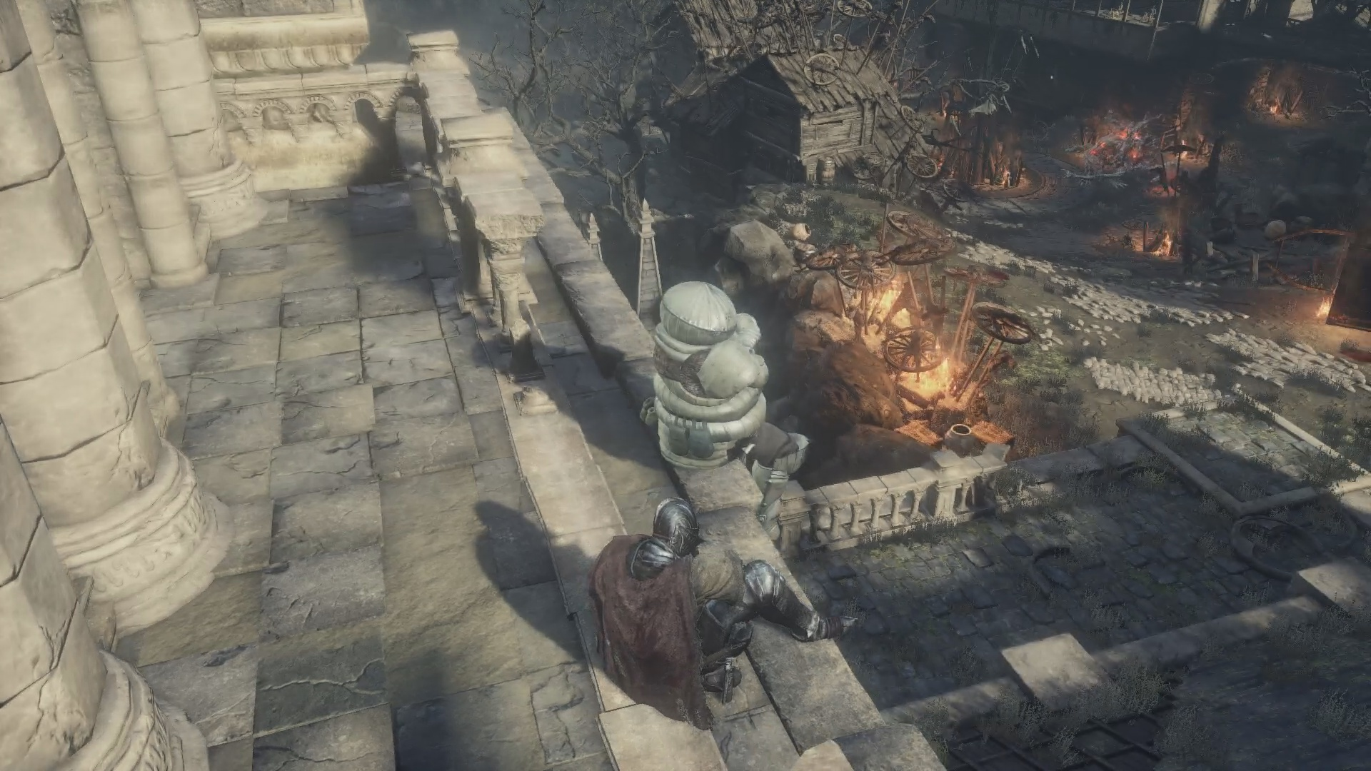 Dark Souls 3: Find Siegward and Defeat the Fire Demon | USgamer