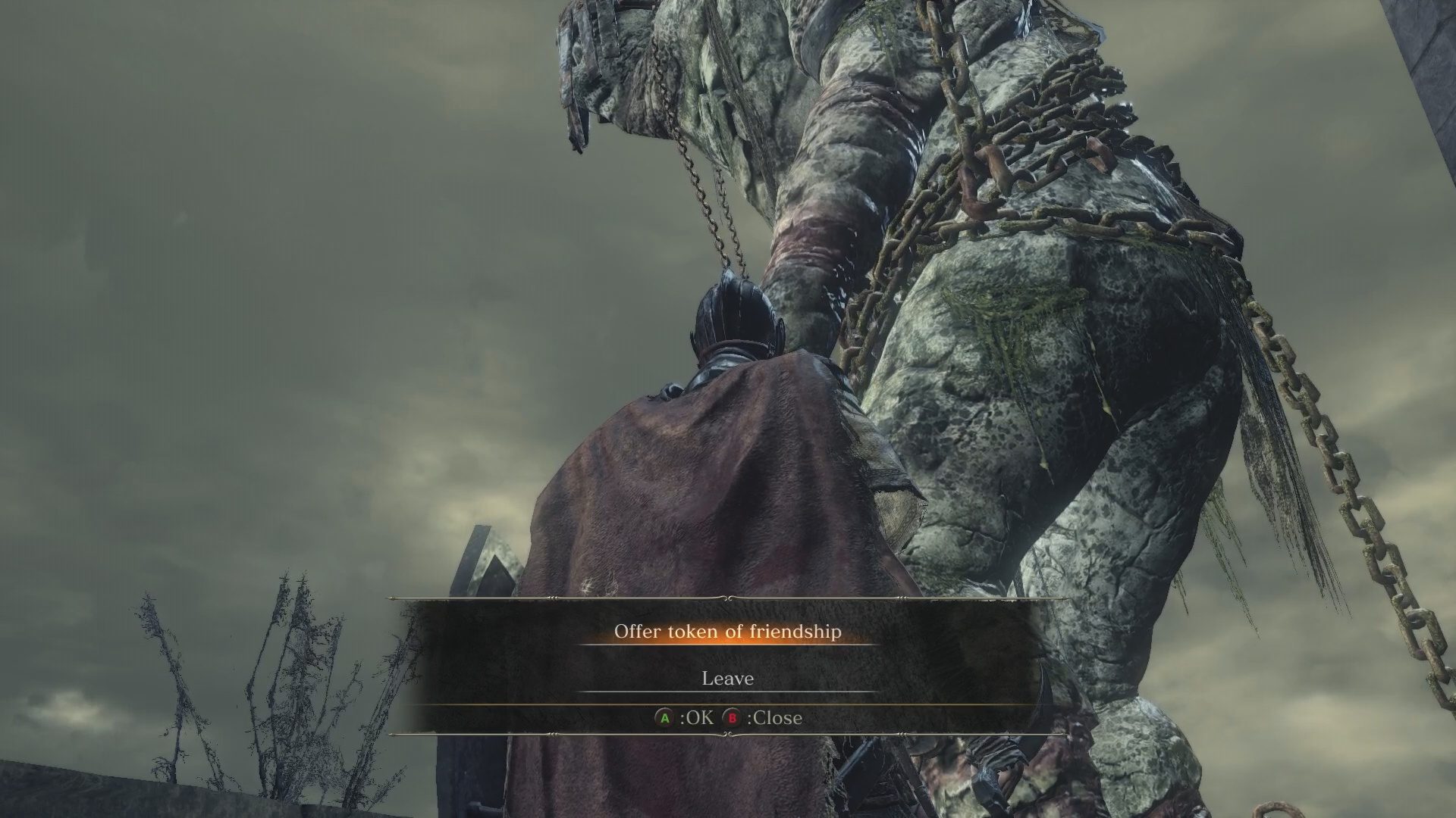 Ringed City Archer Area