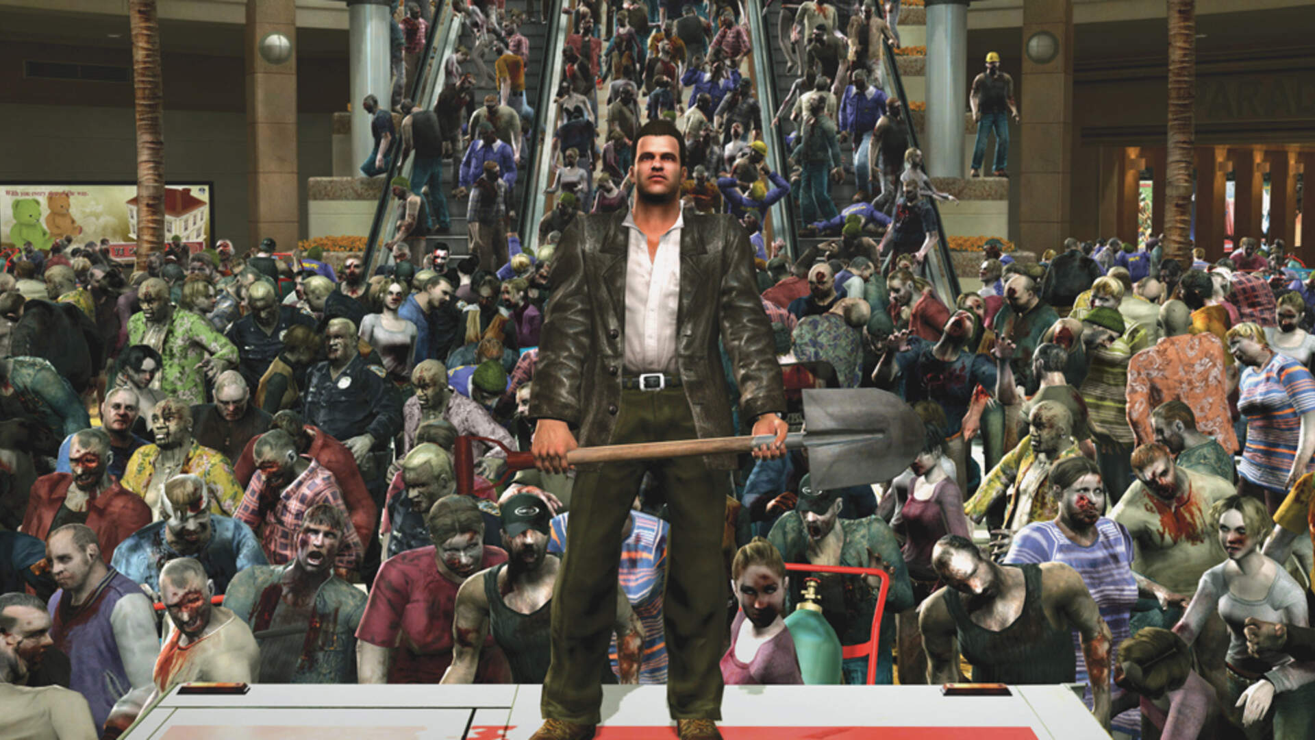 Humble's New Bundle Features Dead Rising, Sonic Generations, and More