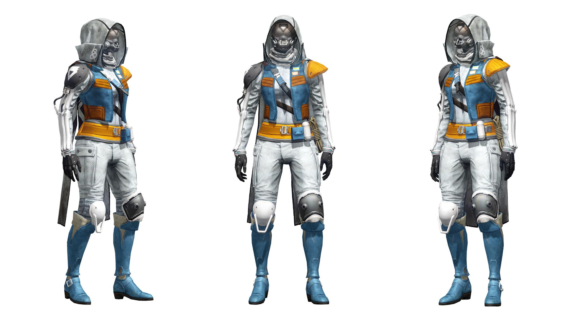 Destiny - Get the New Exclusive Armor for PlayStation Users | USgamer