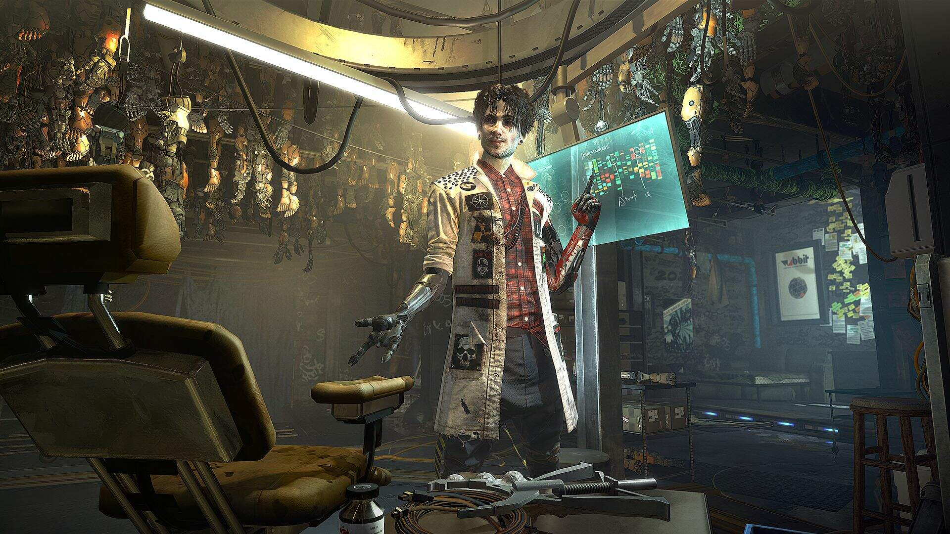 What's Your Favorite Cyberpunk Game?