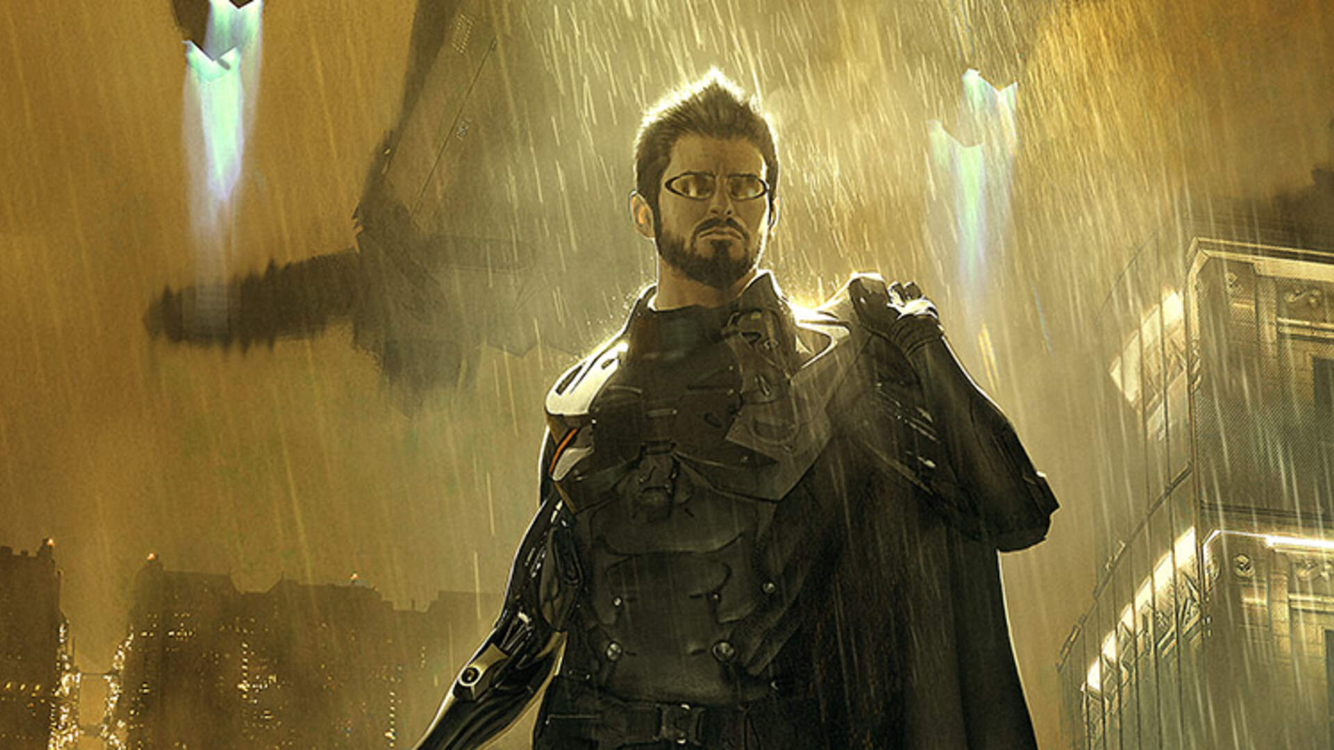 Deus Ex: Mankind Divided Wants You to Keep Your Options Open