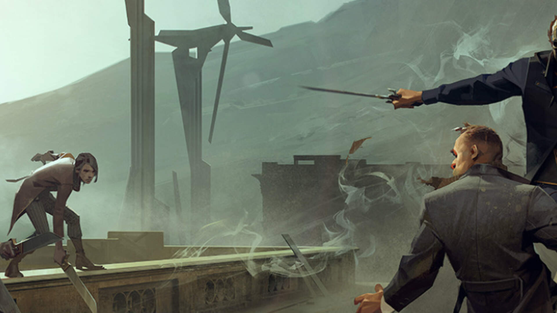 Fall Games Preview 2016: Dishonored 2 Offers Equal Opportunity Stealth Kills