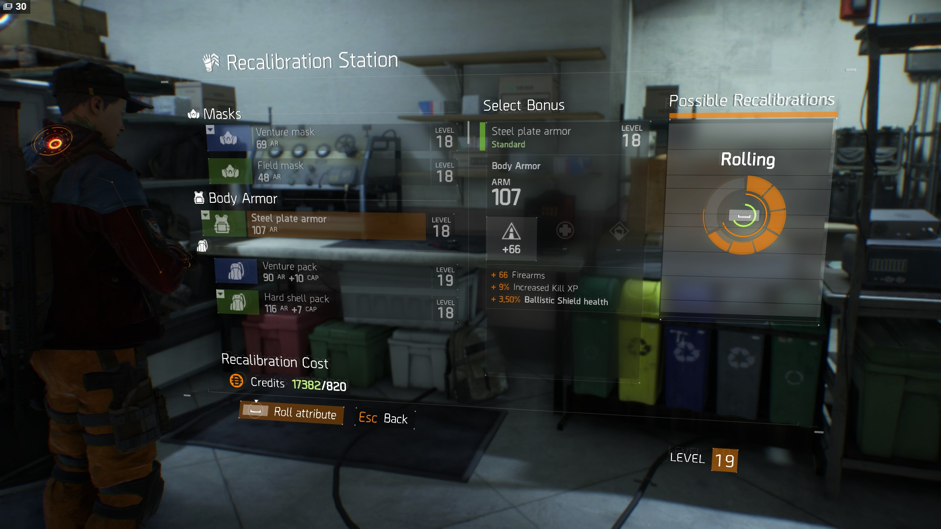The Division - Recalibration Guide | USgamer