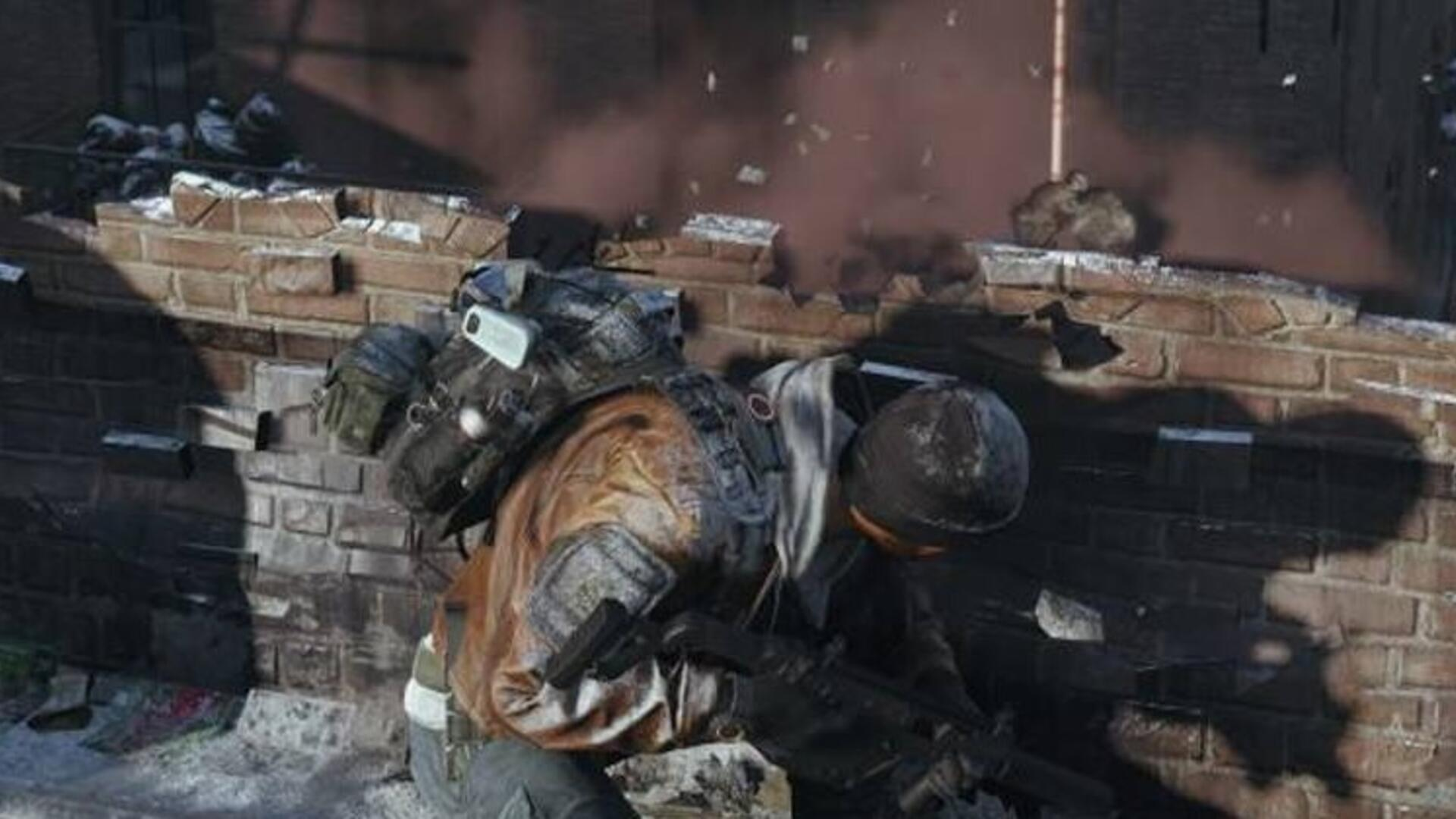 The Division - Rooftop Comm Relay, Defeat Glass