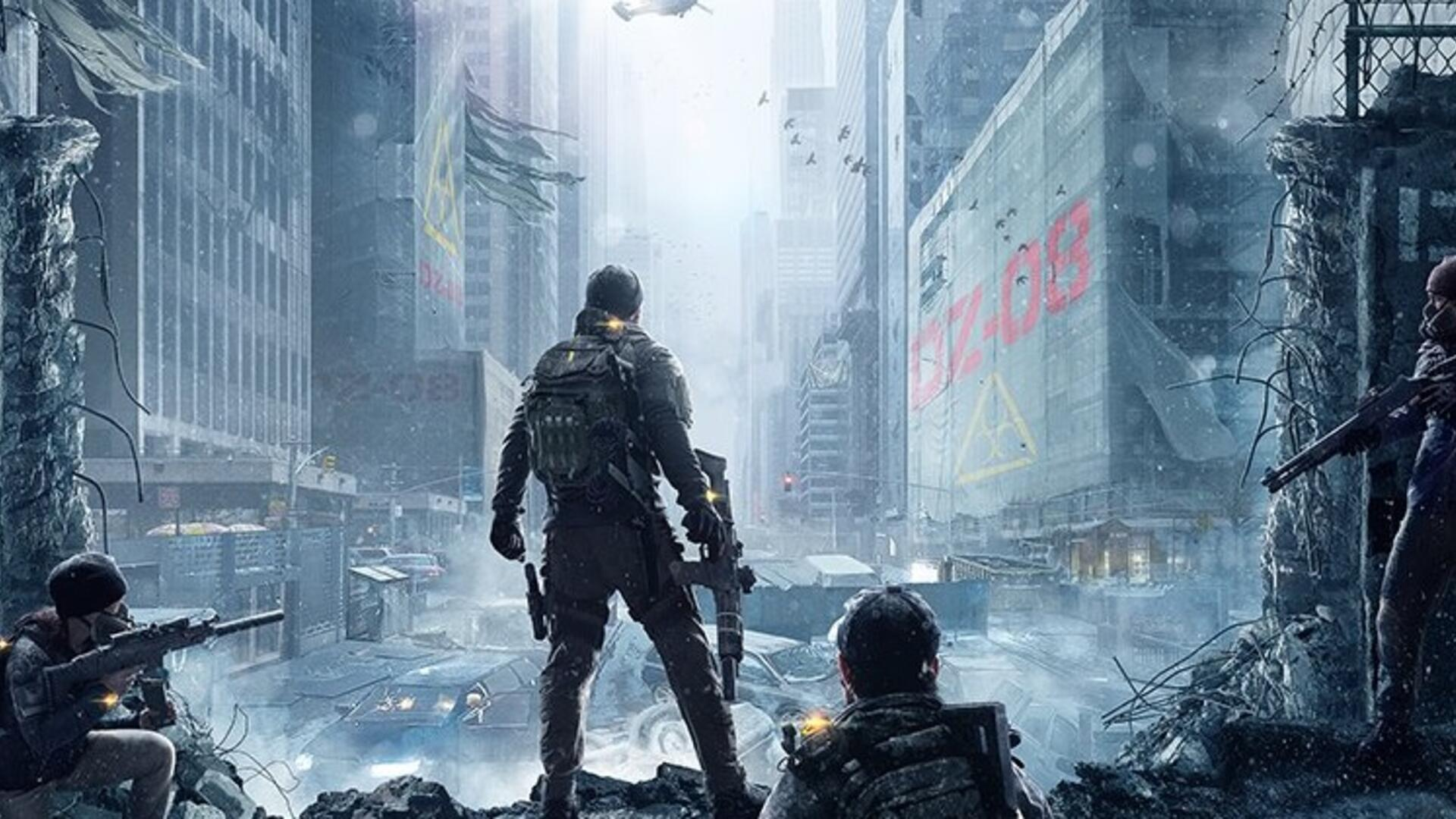 The Division - Best Dark Zone PvP Build