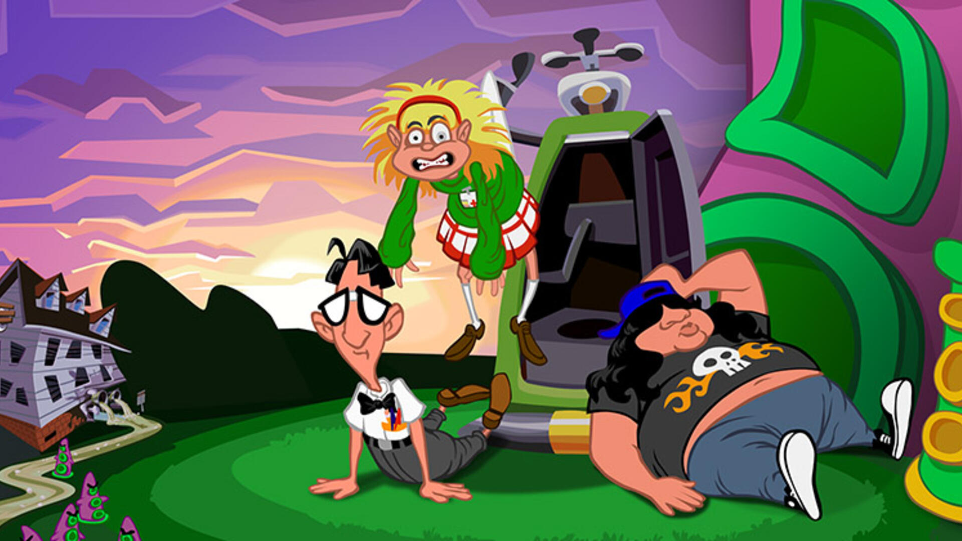 Day of the Tentacle: The Oral History