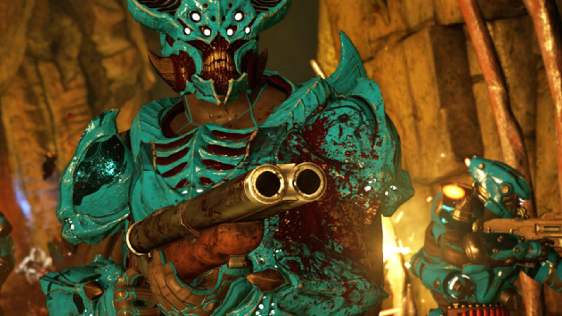 Bethesda: Doom on the Switch Graphics Not One-to-one, Custom Built for Comparable Console Experience