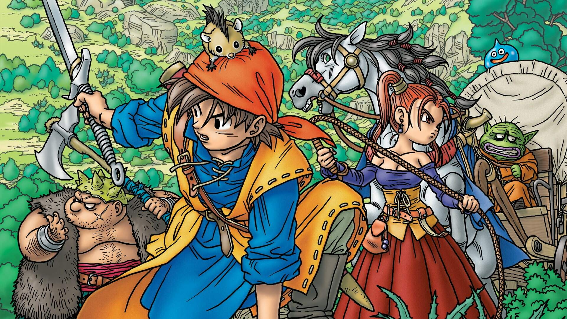 USgamer Community Question: What's Your Favorite Dragon Quest Memory?