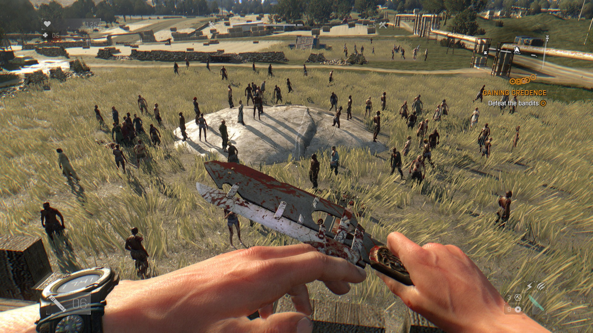 Dying Light: The Following PC Review: Not A Far Cry From Far Cry | USgamer Design Ideas