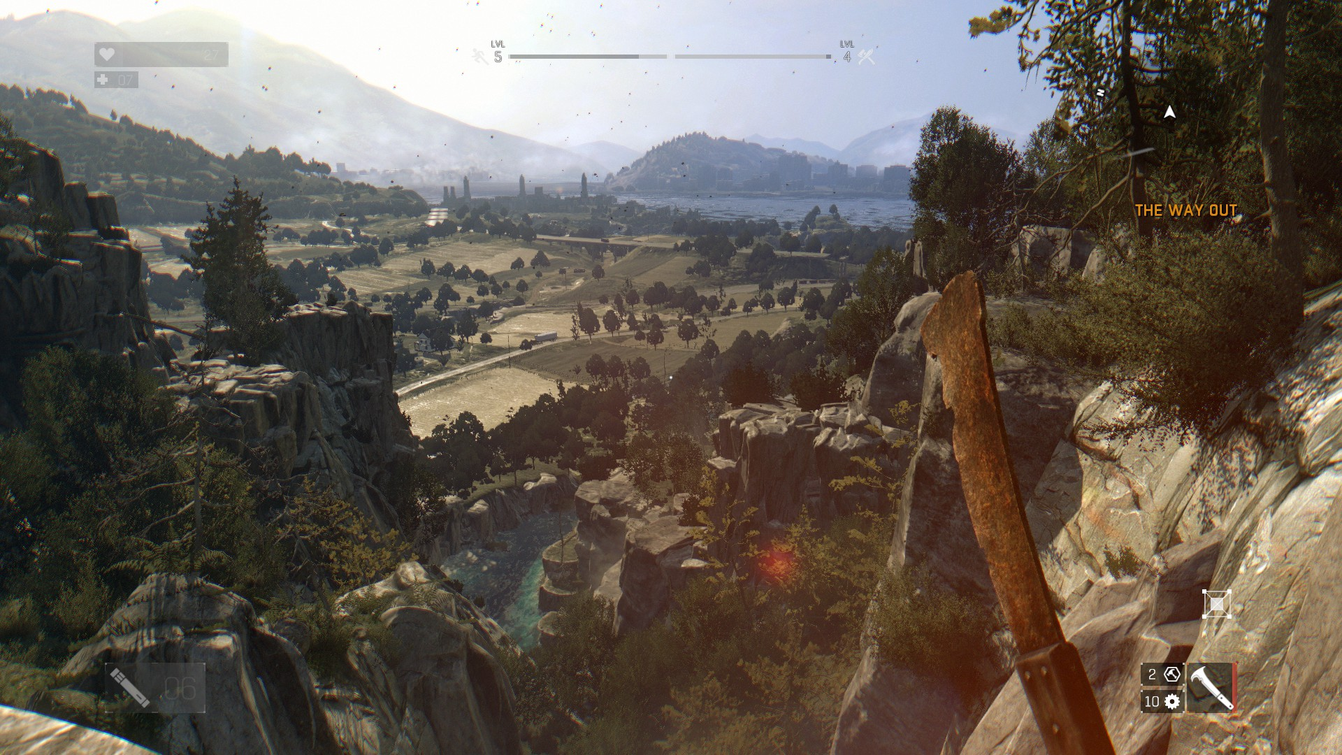 Dying Light: The Following PC Review: Not a Far Cry From