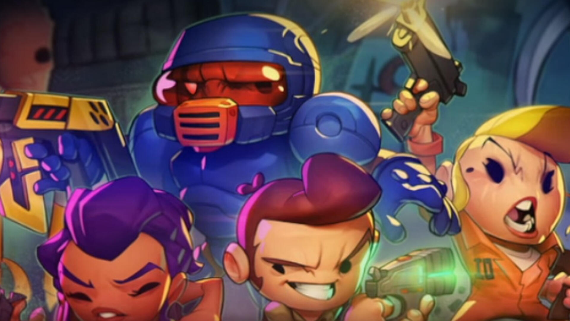 Enter the Gungeon, Yooka Laylee, and More Hit Switch in Indie Wave