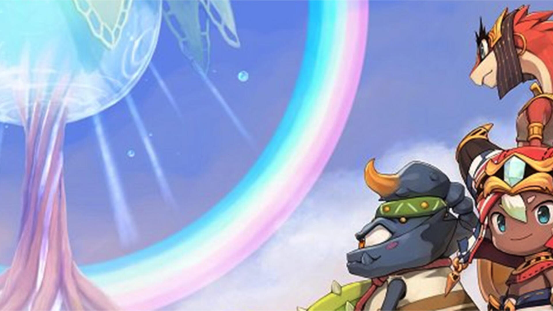 Nintendo Reveals Ever Oasis, an Ultra-Adorbs 3DS RPG