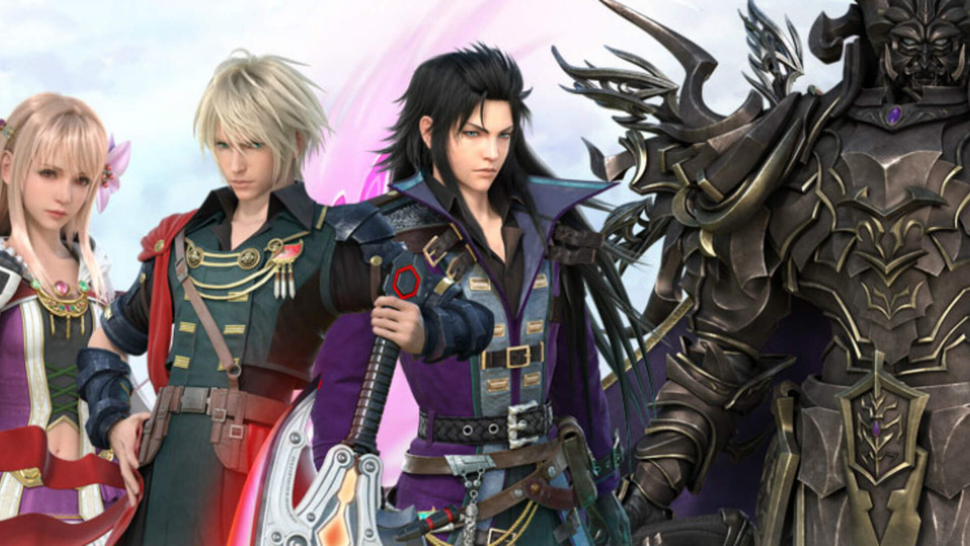 Final Fantasy: Brave Exvius Launches Worldwide On iOS and Android