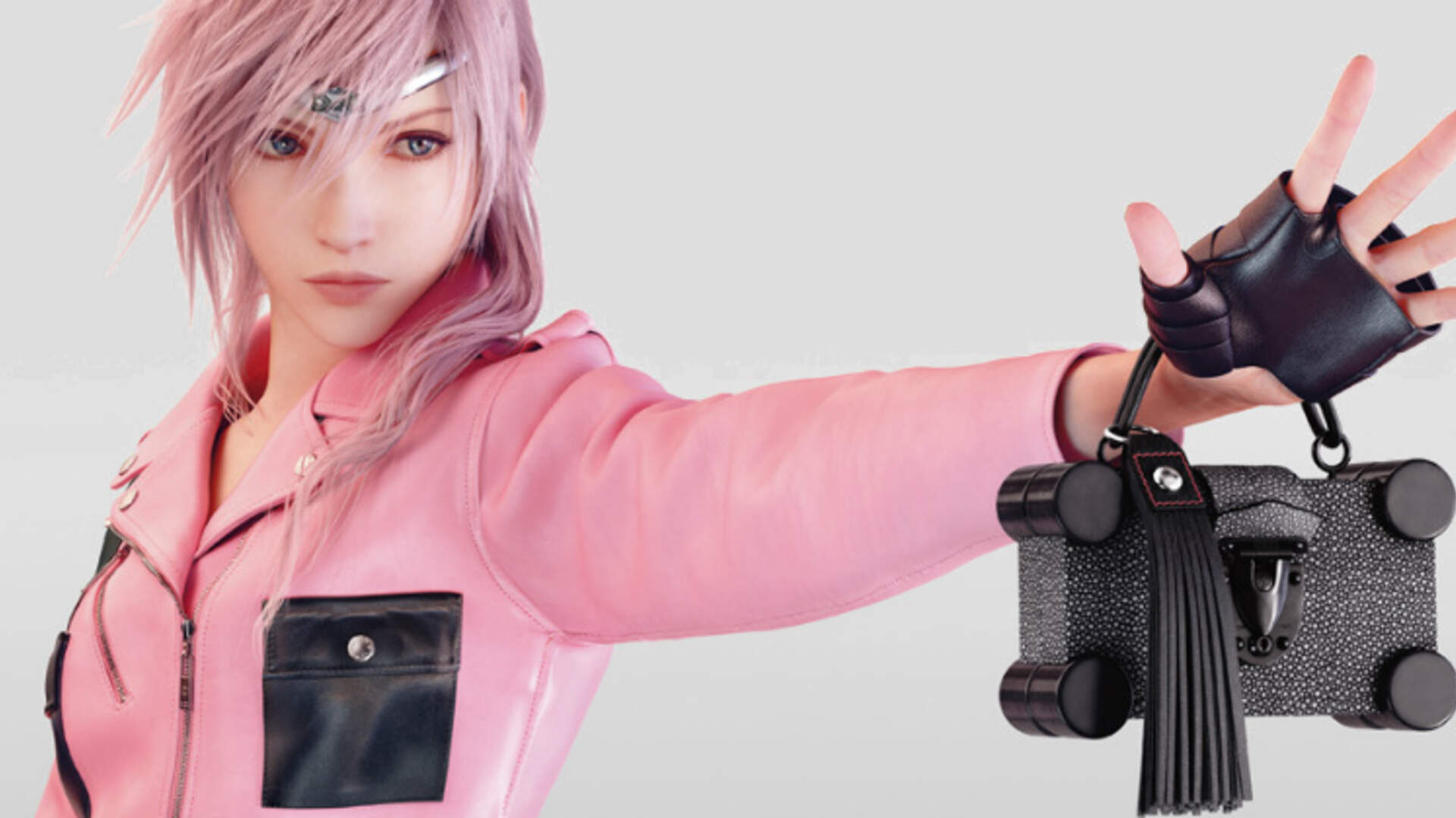 FFXIII's Lightning & Louis Vuitton: In-Character Endorsements We'd Like to See