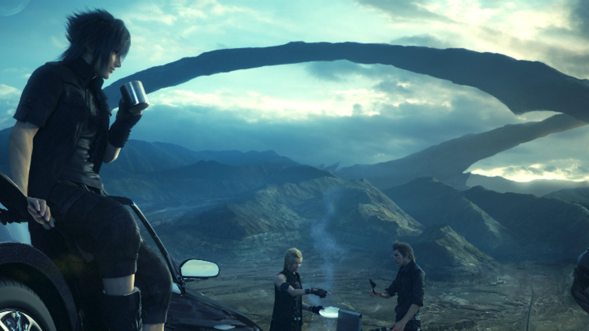 """Final Fantasy XV Free Updates Will """"Delve Deeper Into The Story"""""""