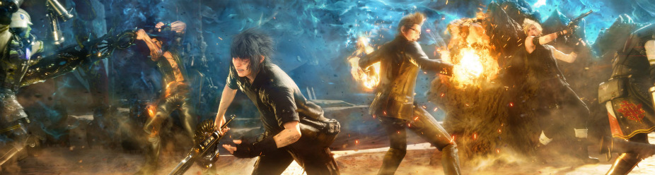Final Fantasy XV's Lack of Core Female Characters Goes Against