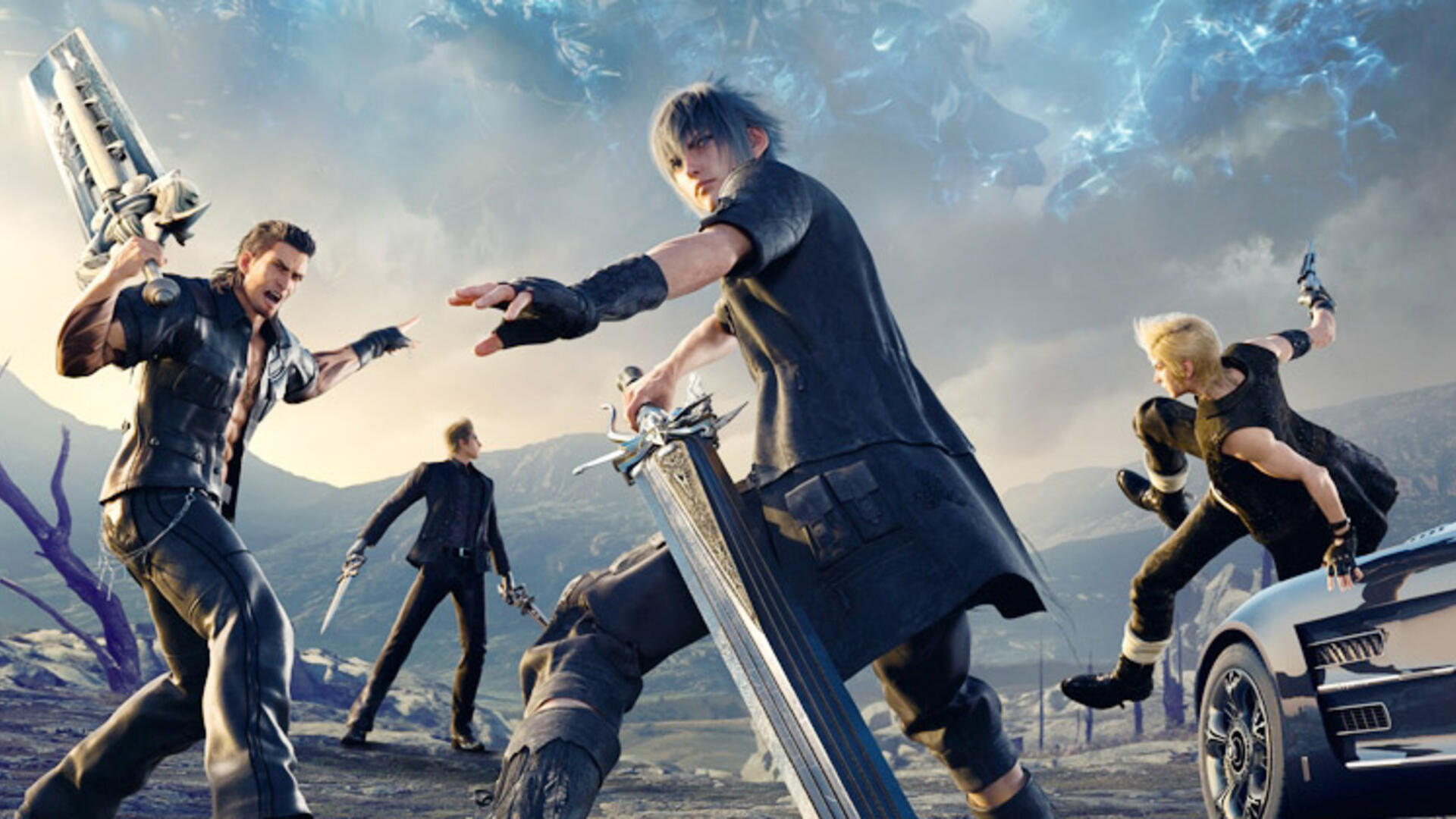 Check Out the New Story Scene From Final Fantasy XV Royal Edition