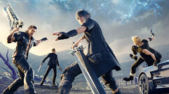 Final Fantasy XV Travel Diary, Day Two: Force Your Way