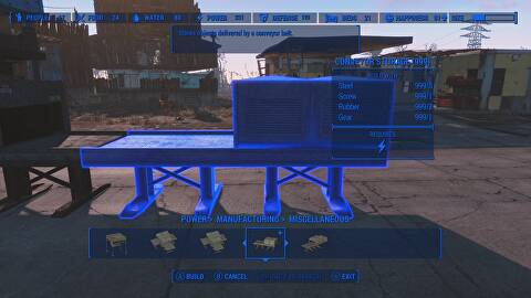 Fallout 4 - How to Build the Armor Forge   USgamer on