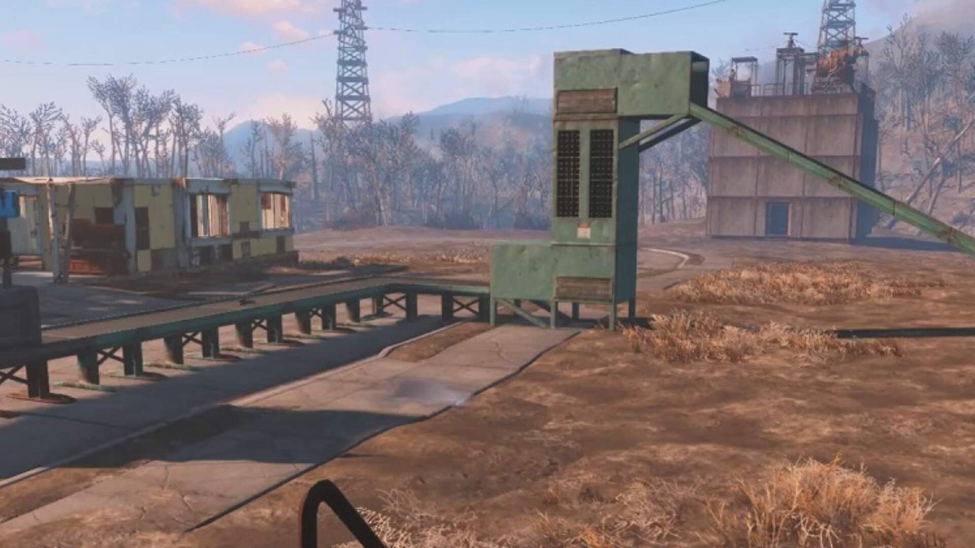 Fallout 4 - How to Build the Armor Forge
