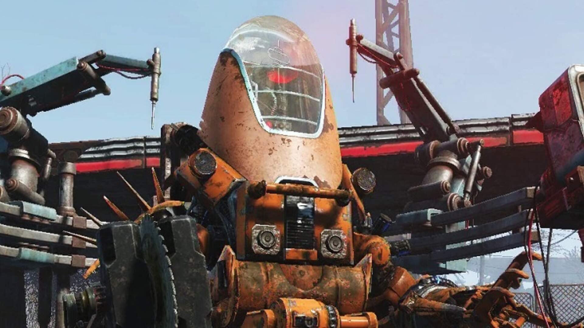 Fallout 4: How to Build Robots - Ada, Curie, Codsworth
