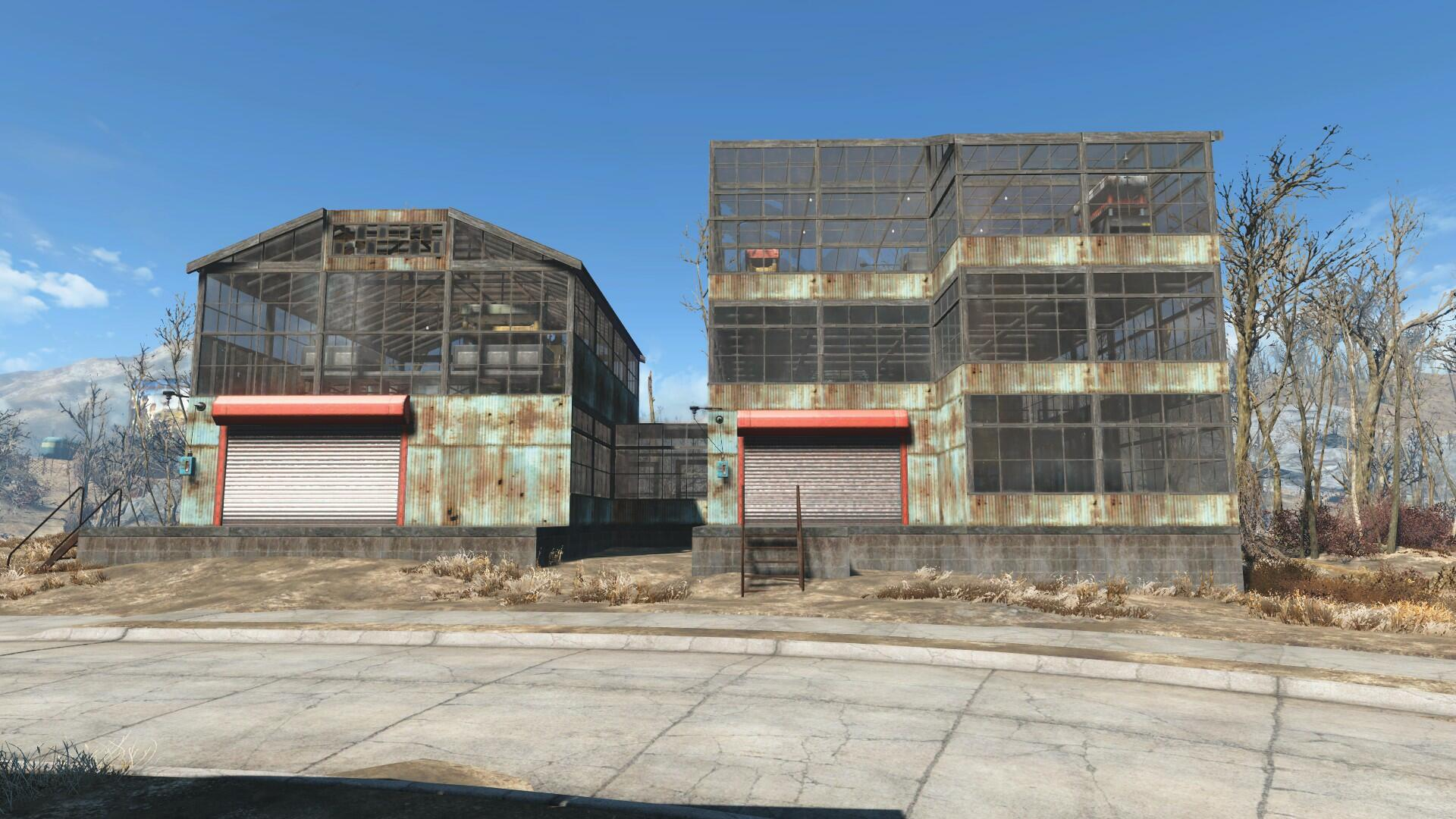 Fallout 4: Build the Explosives Mill | USgamer