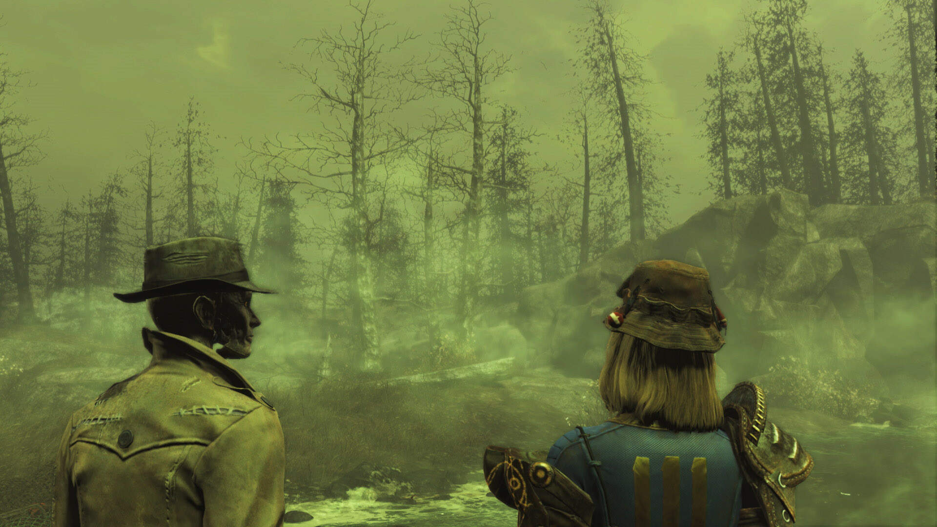 Fallout 4 Far Harbor How To Get The Best Ending Usgamer