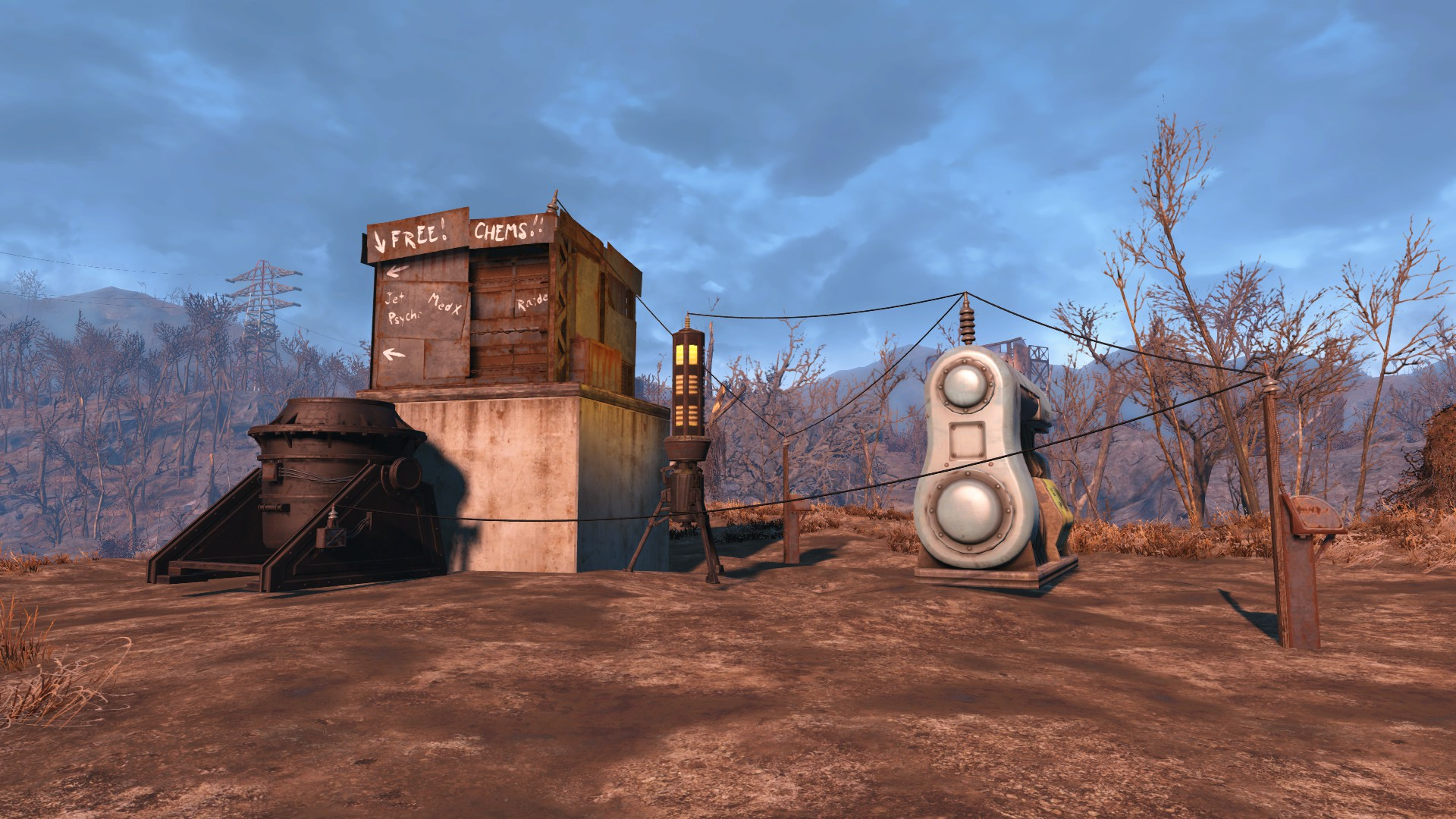 Fallout 4: How to Use the Junk Mortar | USgamer