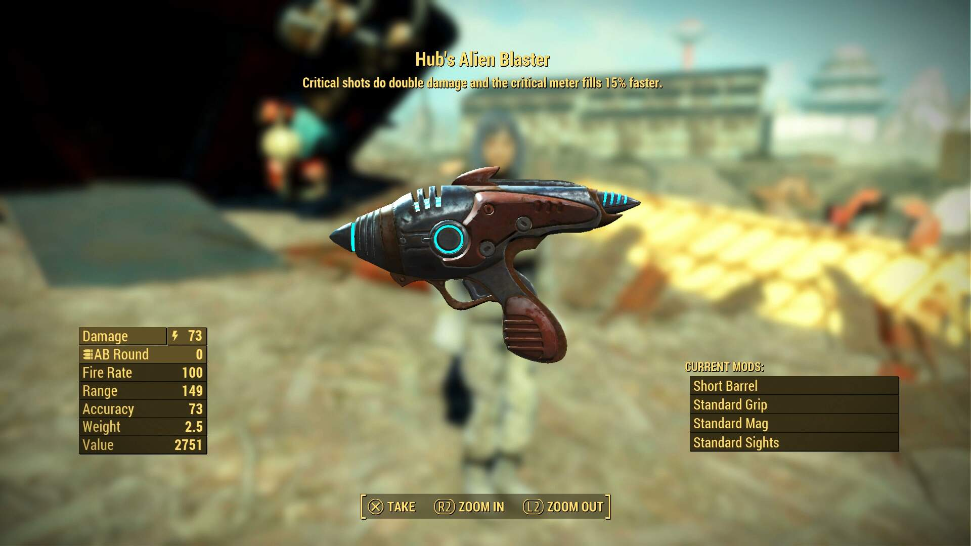 Fallout 4 Nuka-World DLC Guide – The Hubologists and Finding Hub's Alien Blaster