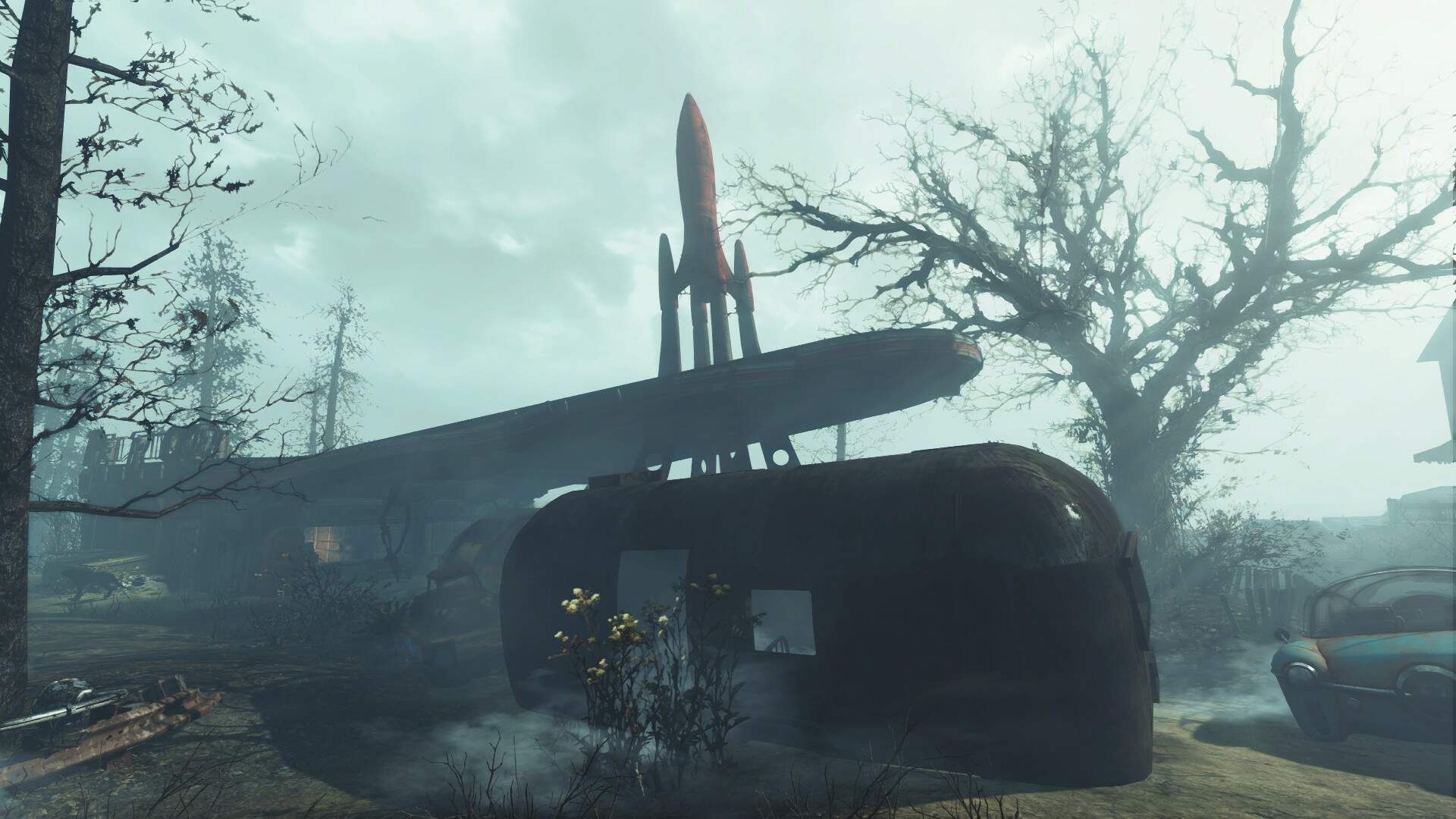 Fallout 4: How to Get the Recon Marine Armor