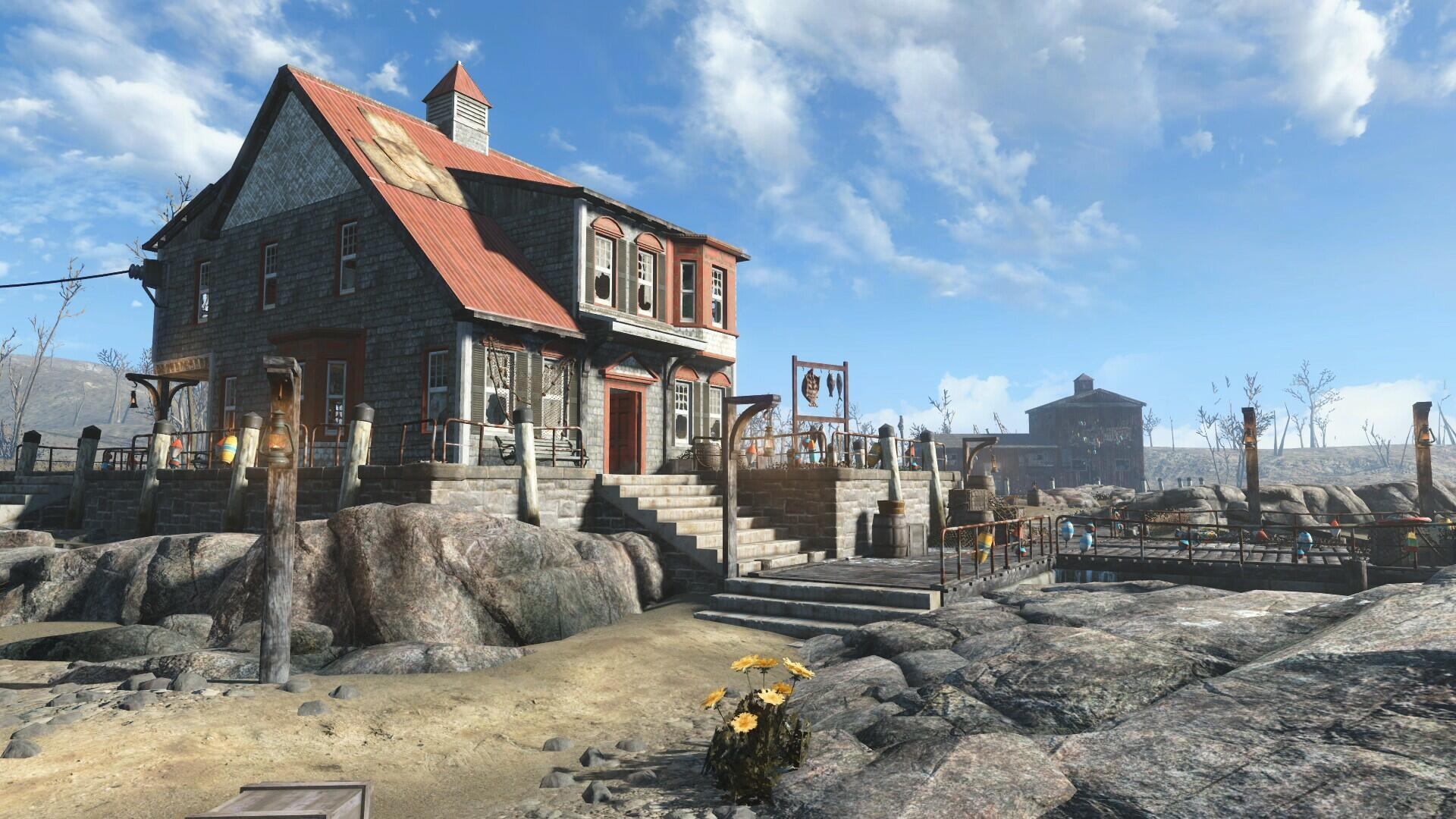 Fallout 4 All Locations
