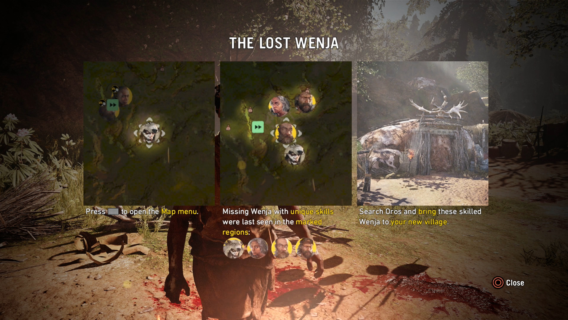 Far Cry Primal How To Increase Population Usgamer