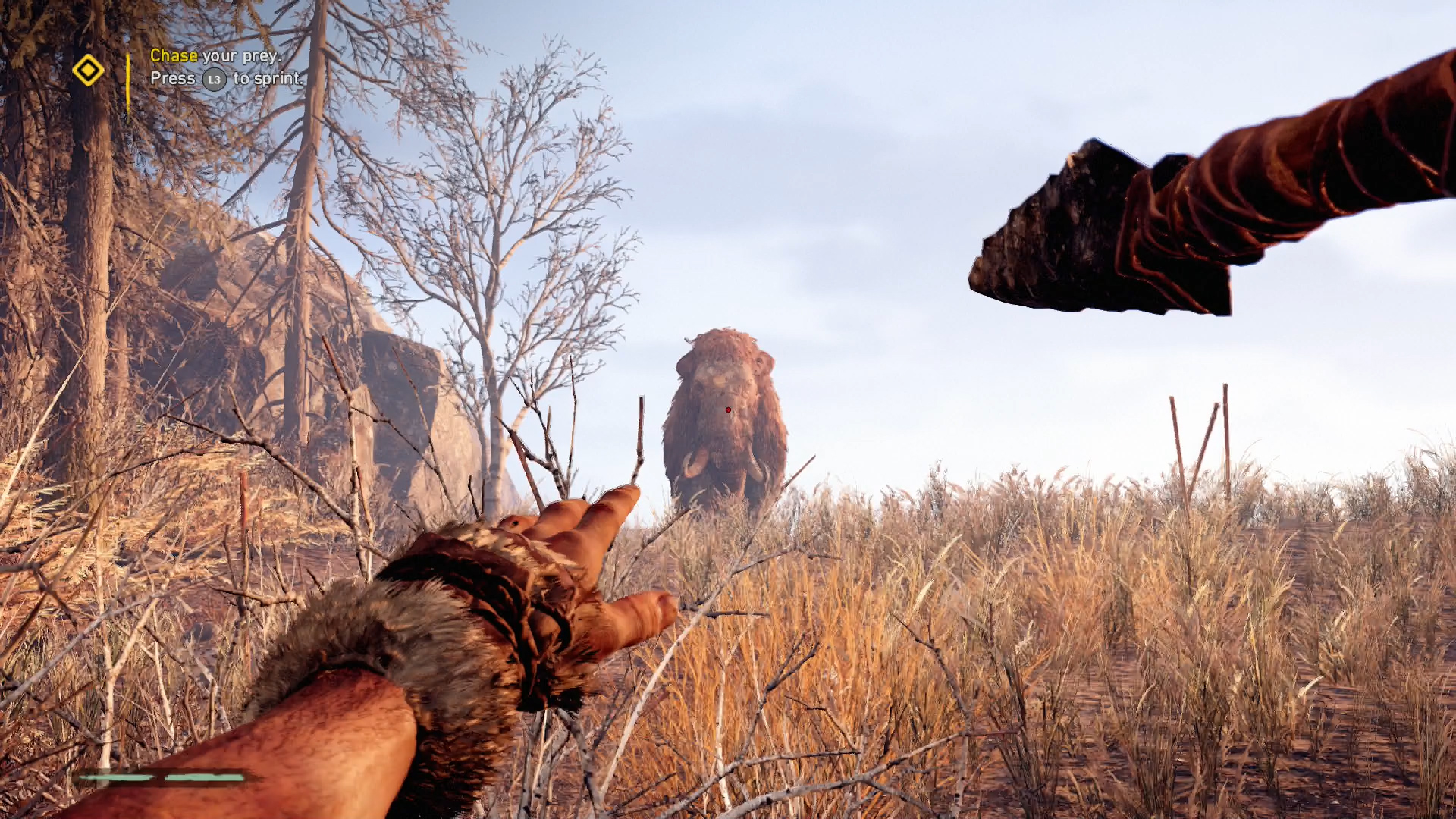 Far Cry Primal How To Kill Beasts Usgamer