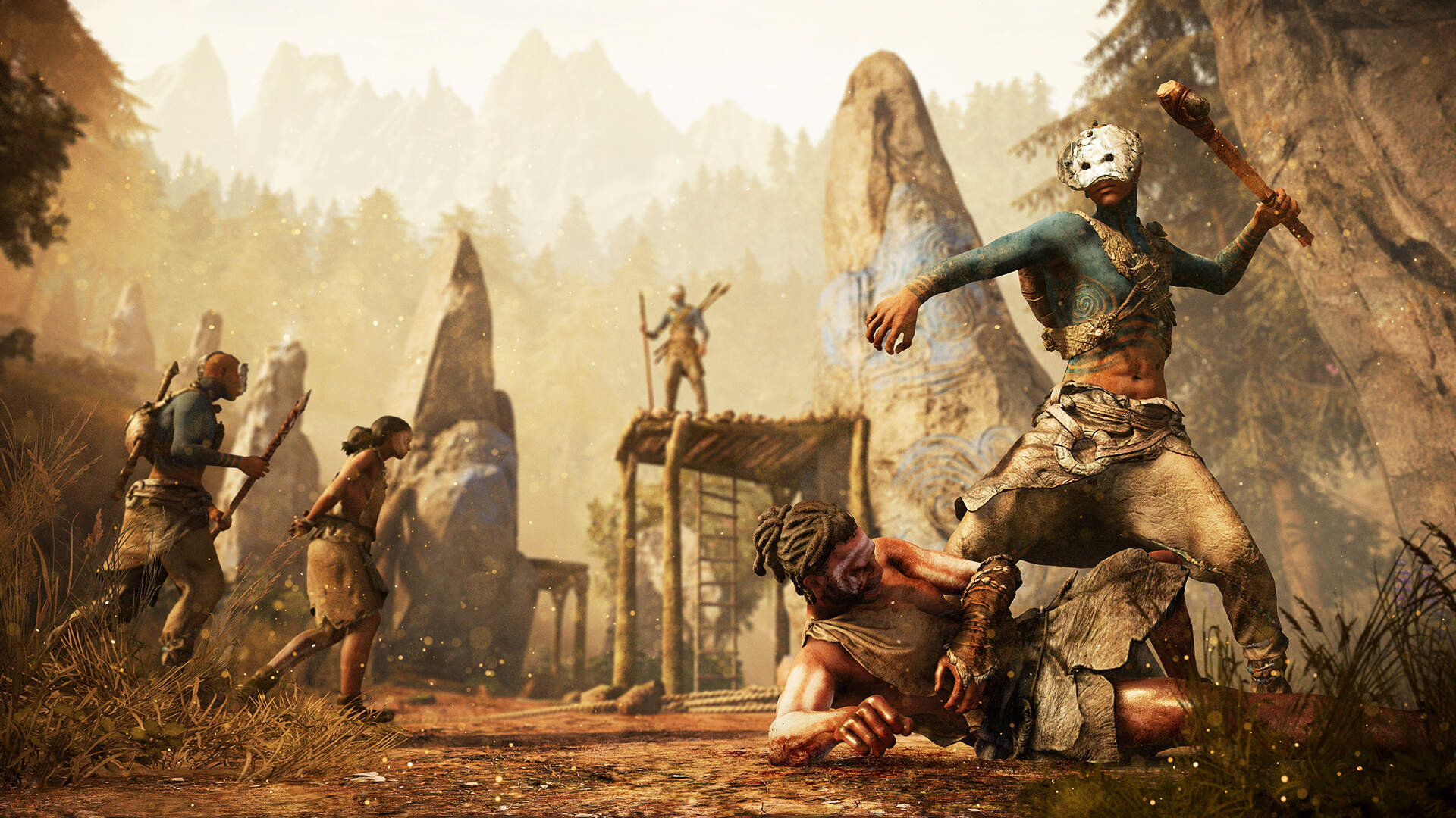 Far Cry Primal - All Spirit Totem Locations
