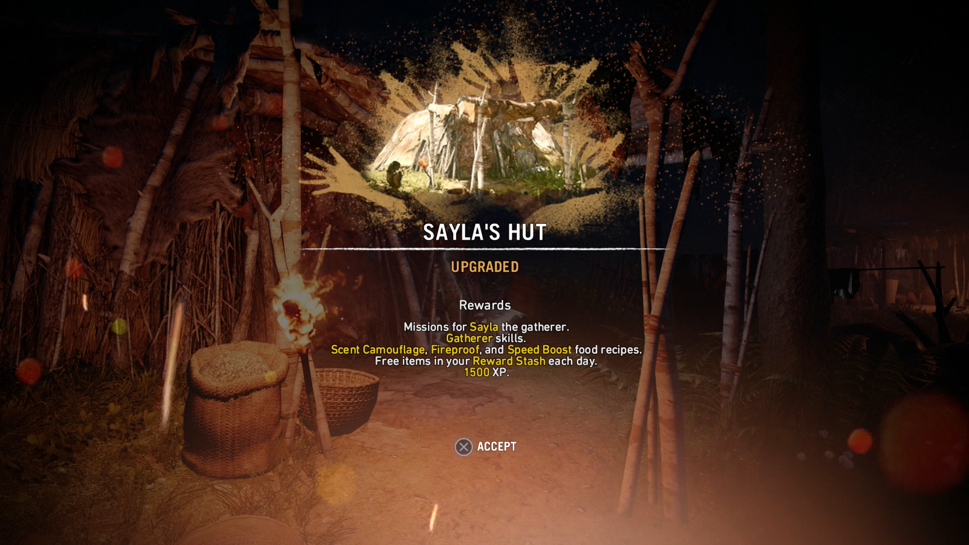Far Cry Primal How To Upgrade Takkar S Village Usgamer