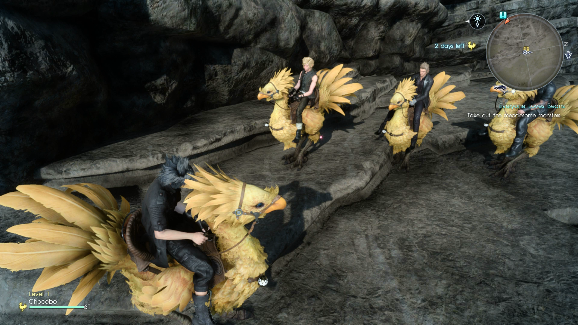 Requirements To Rent A Car >> Final Fantasy 15: How to Rent Chocobos | USgamer