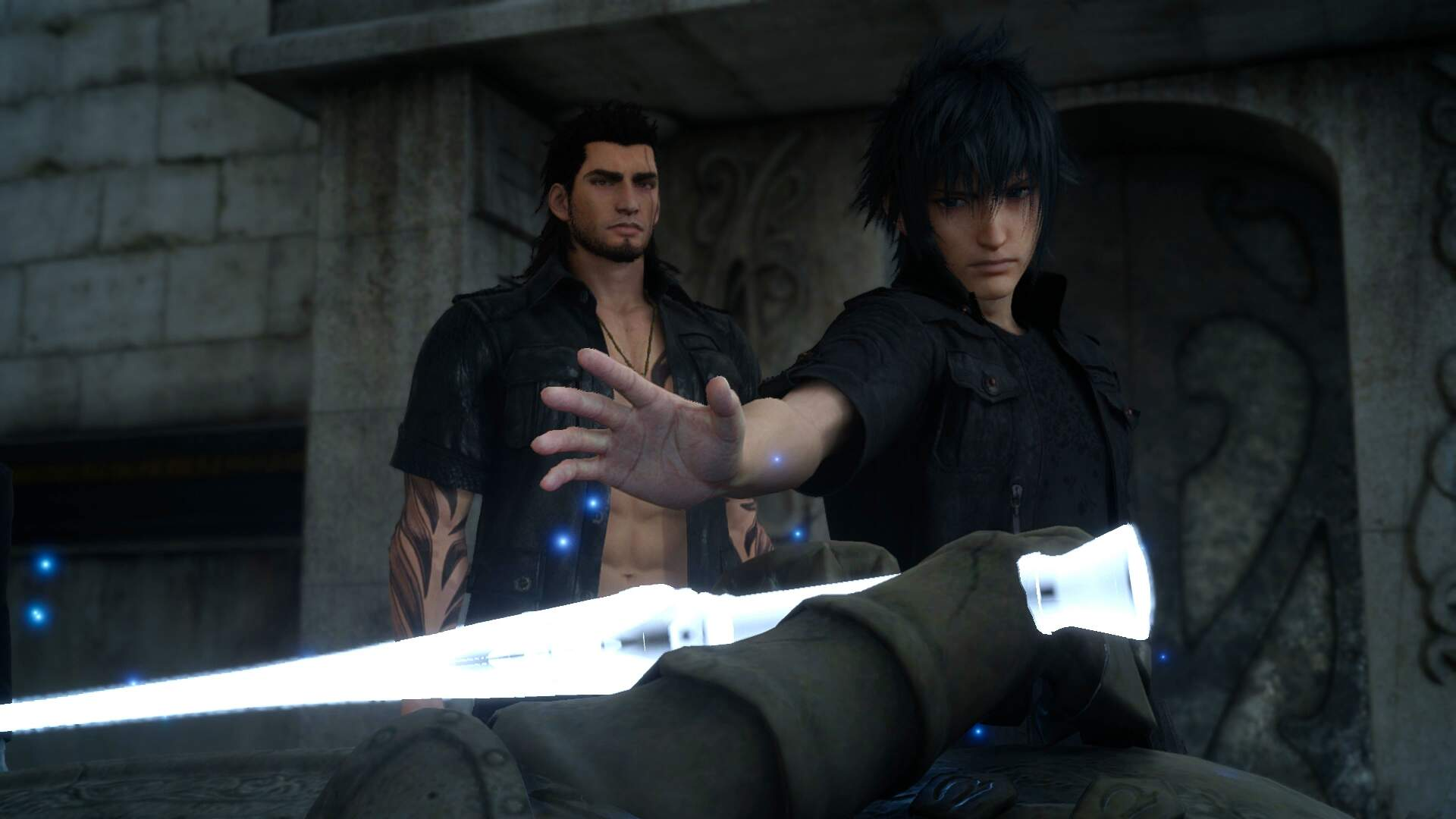 Final Fantasy 15 Royal Arms Location Guide - How to get all Royal Arms, All Tomb Locations