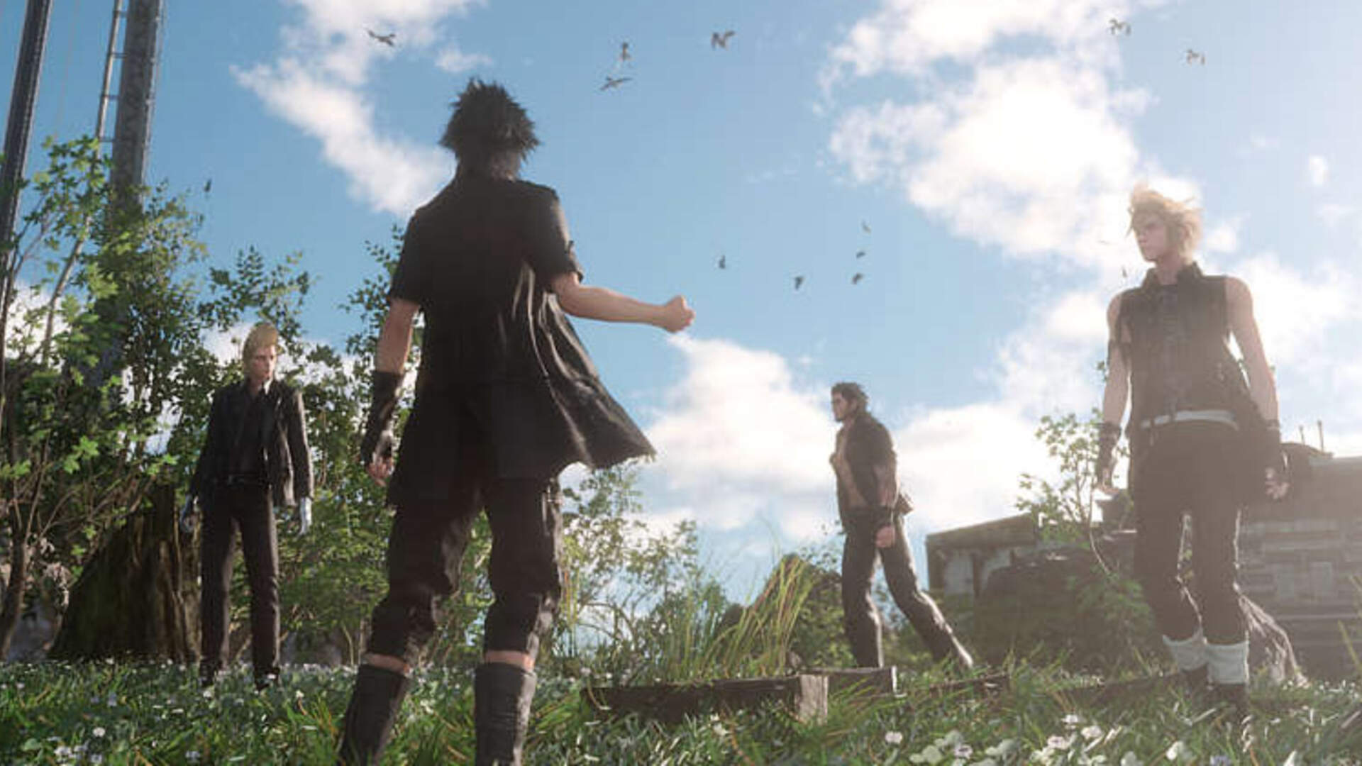 Don't Hold Your Breath for Final Fantasy XV on PC