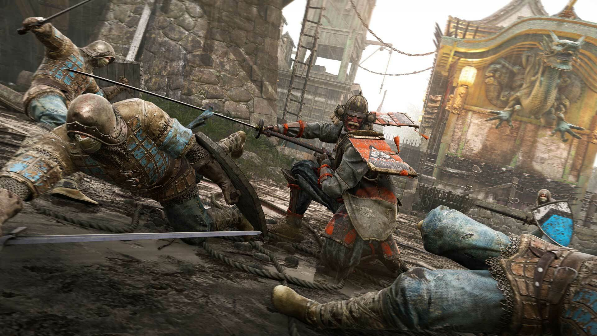For Honor to Add Dedicated Servers, 4v4 Competitive Modes in Coming Seasons