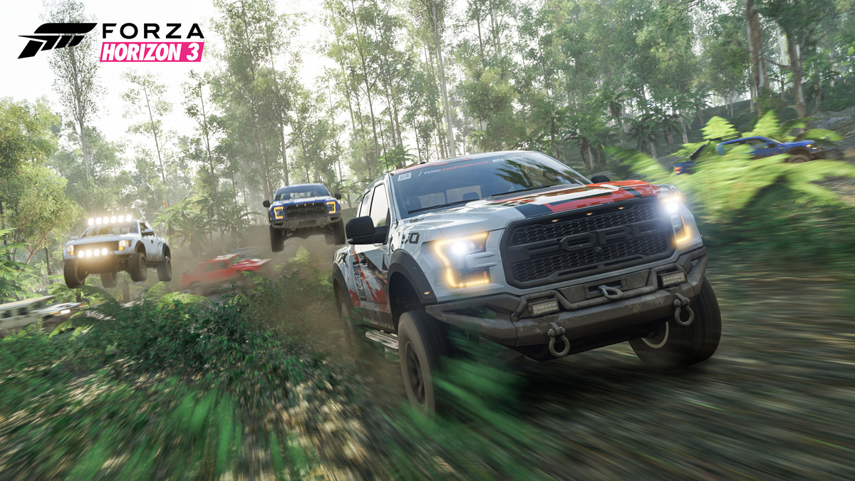 Fall Games Preview 2016 Forza Horizon 3 Is Bigger And