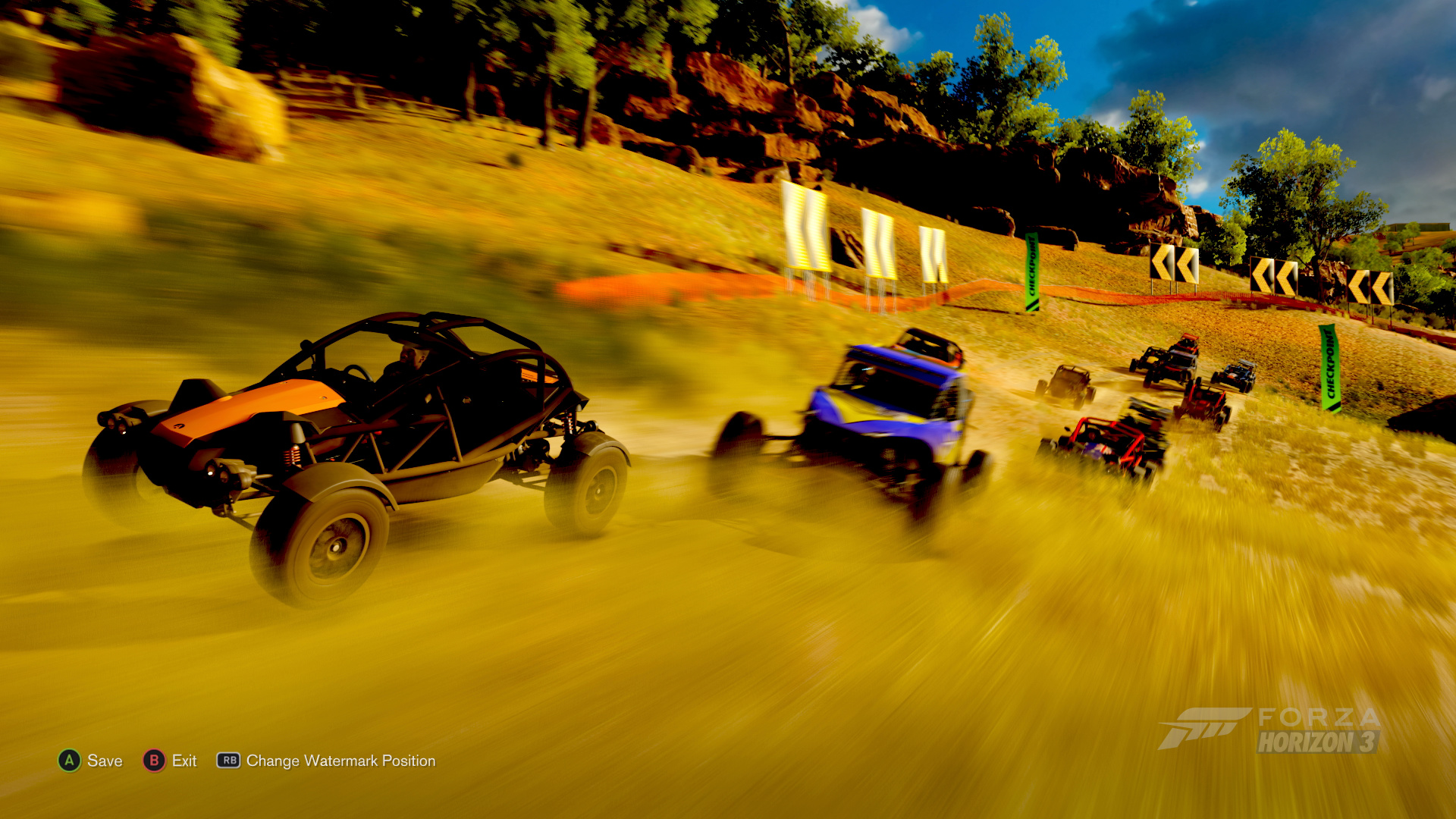 forza horizon 3 xbox one review expanded and improved. Black Bedroom Furniture Sets. Home Design Ideas