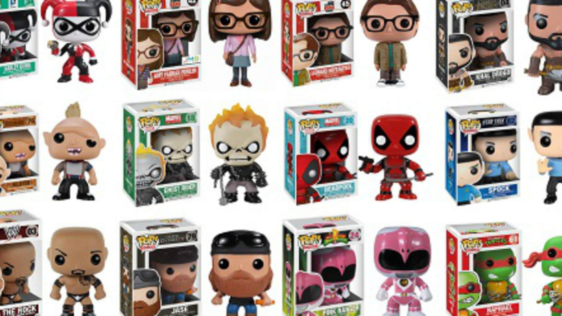 Funko POP! Figures Are a Blight Upon Humanity