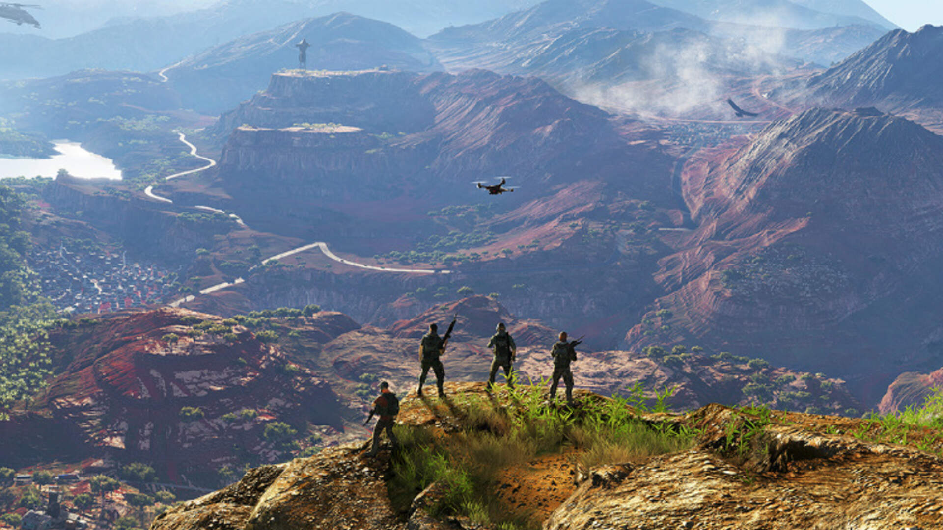 Ghost Recon Wildlands is Great, But Single-Player Details are Slim