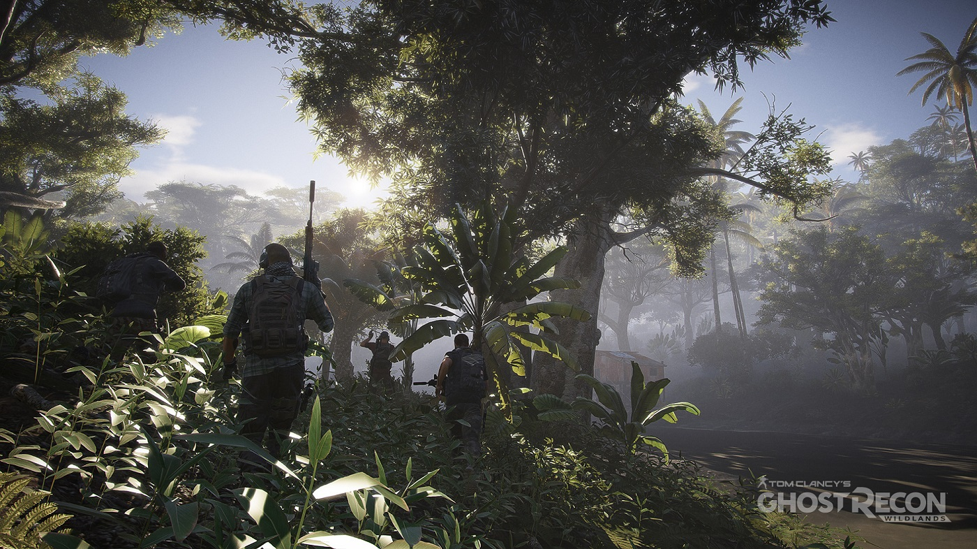 Ghost Recon: Wildlands Is Missing From The Conversation
