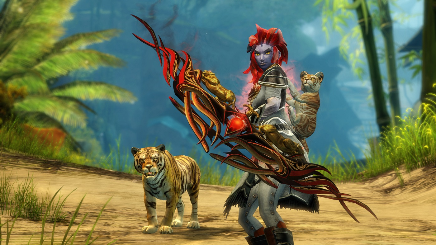 6 Things You Need Know About Guild Wars 2s Massive Spring Update